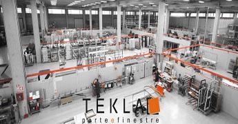 Tekla day un evento in compania costozero magazine di - Tekla porte e finestre ...