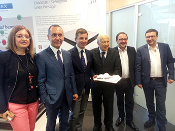 Stefania Rinaldi, Mauro Maccauro, Paolo Russomando, Giuseppe Rinaladi, Piero Rinaldi, Dino Rinaldi