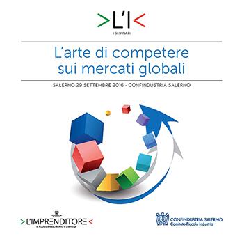 Seminario Mercati Globali Competere