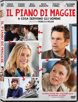 Dvd Il piano di Maggie