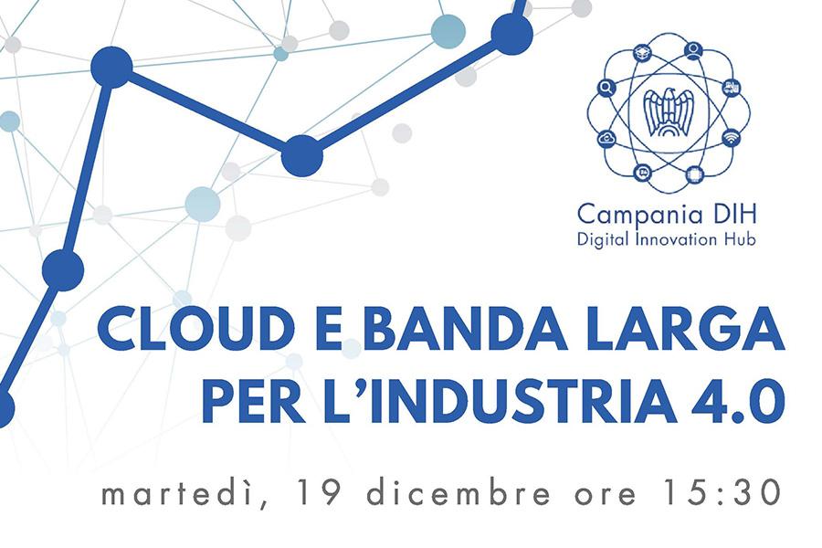 Digital Innovation Hub campano, tutto pronto per il debutto