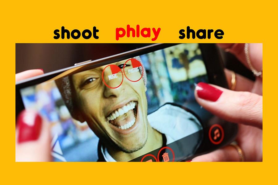 Phlay®, la app che fa suonare le immagini
