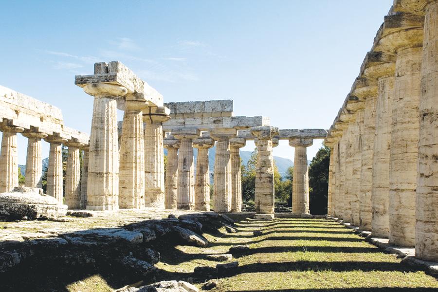 La Campania e i beni culturali: peculiarità e strategie di crescita