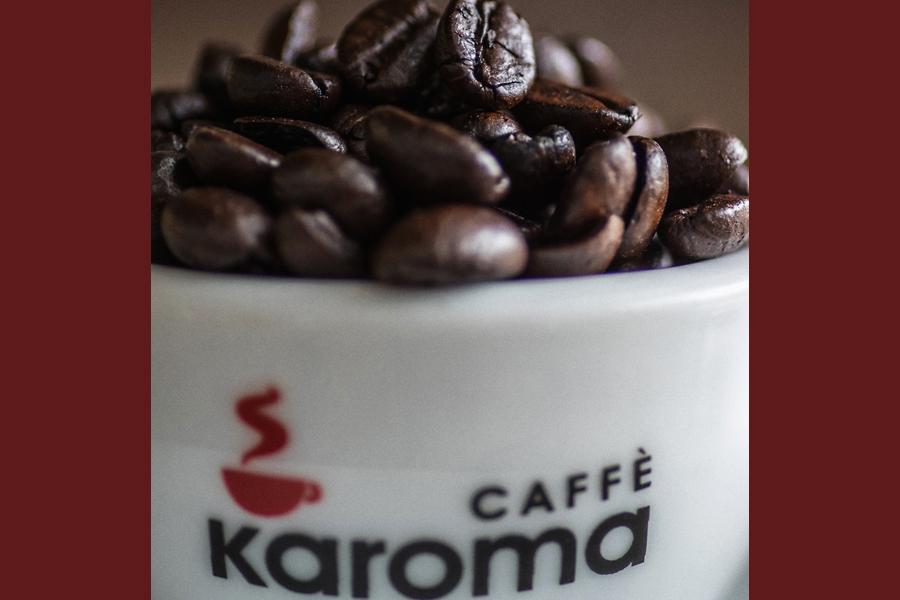 Karoma Caffè, tutto l'aroma della tradizione