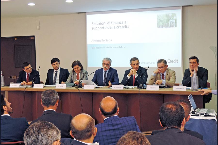 Crescita, più di una soluzione finanziaria per le pmi con UniCredit - Costozero, magazine di economia, finanza, politica imprenditoriale e tempo libero - Confindustria Salerno