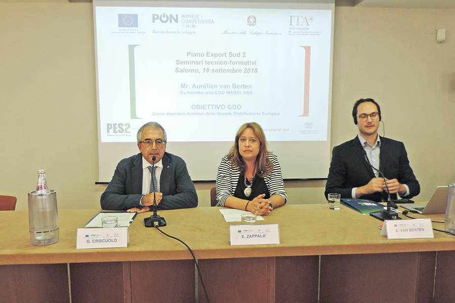 Obiettivo GDO: come diventare fornitori della grande distribuzione europea - Costozero, magazine di economia, finanza, politica imprenditoriale e tempo libero - Confindustria Salerno