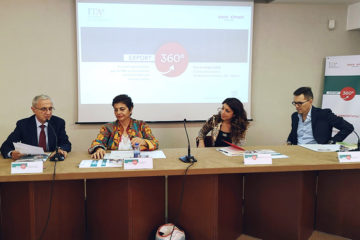 EXPORT 360°, 80 partecipanti in rappresentanza del tessuto imprenditoriale del centro-sud Italia