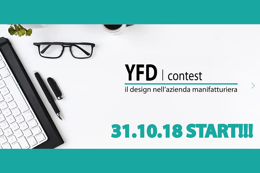 YOUNG FACTORY DESIGN 2019, sì alla creatività!