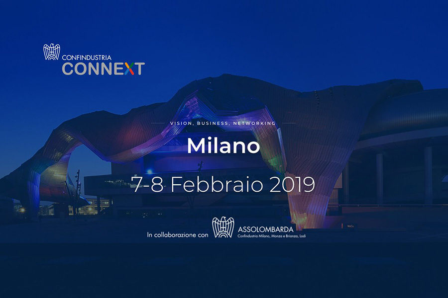Connext 2019, la business community del futuro sta arrivando