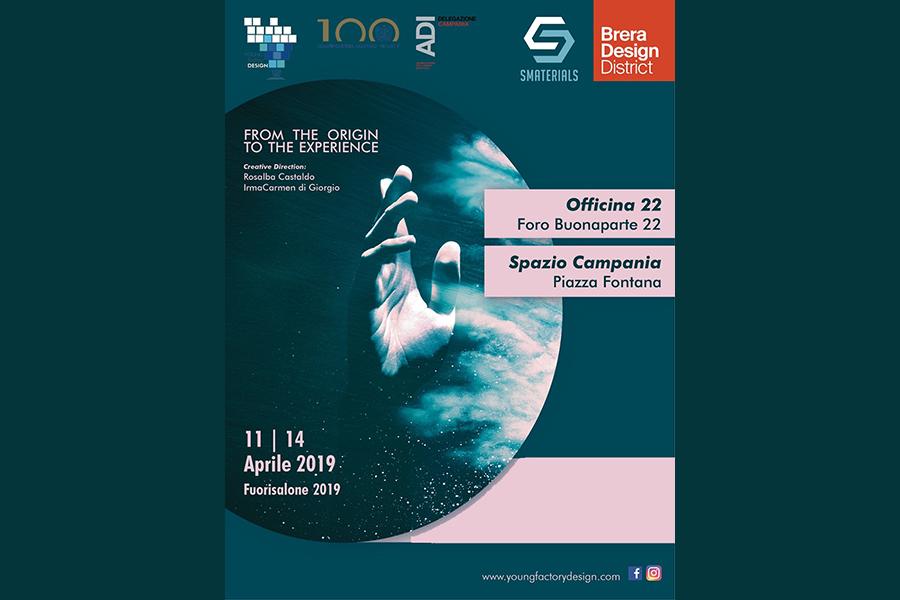 """Milano Design Week, il Gruppo Design Tessile Sistema Casa di Confindustria Salerno """"raddoppia"""""""