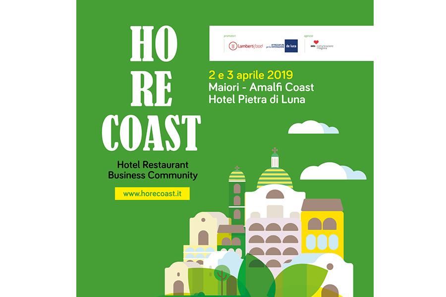 HoReCoast, martedì 26 marzo tutti i dettagli sull'evento svelati in Camera di Commercio di Salerno
