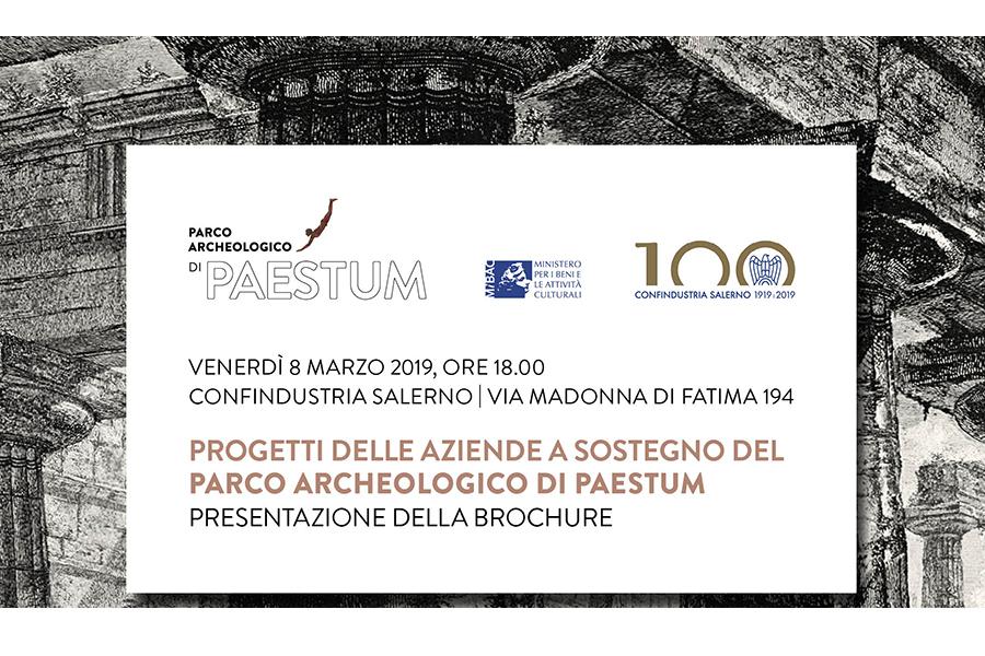 Circolo di Nettuno: le imprese sostengono il Parco Archeologico di Paestum - Costozero, magazine di economia, finanza, politica imprenditoriale e tempo libero - Confindustria Salerno
