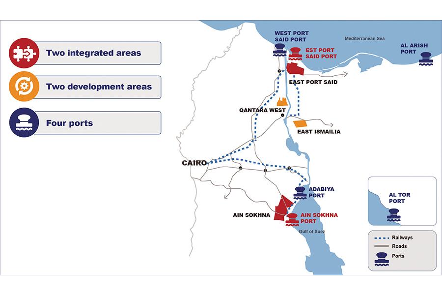 Le ZES nel Mediterraneo: il caso della SCZ-Suez Canal Zone