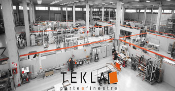 Tekla day, un evento in Compania