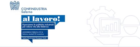 Assemblea Pubblica Confindustria Salerno 2014
