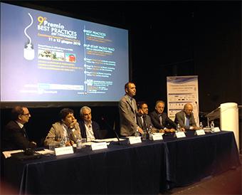 Premio Best Practices Apertura 2015