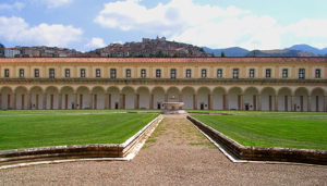 Certosa di Padula XVI secolo - 1723