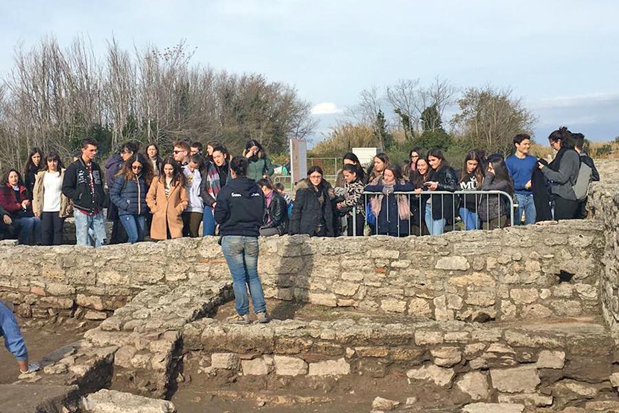 Il gusto della scoperta, al Parco Archeologico di Paestum proseguono gli scavi