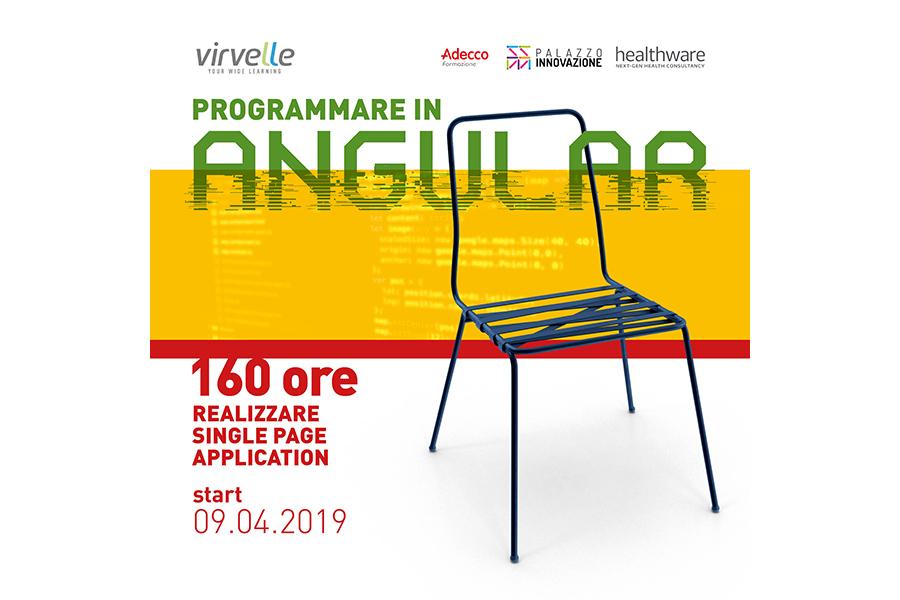 Programmare in Angular, un corso gratis per imparare a realizzare Single Page Application - Costozero, magazine di economia, finanza, politica imprenditoriale e tempo libero - Confindustria Salerno