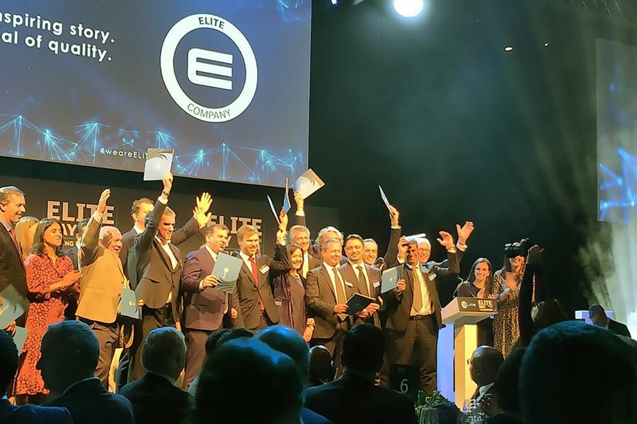 Giaguaro SpA riceve il certificato Elite
