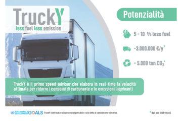 TruckY: abbasso consumi ed emissioni e w l'ambiente!