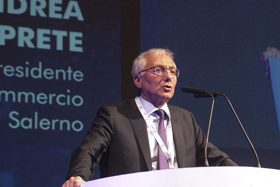 Camera di Commercio di Salerno, intervento straordinario per le imprese colpite dalla crisi causata dall'effetto Covid-19