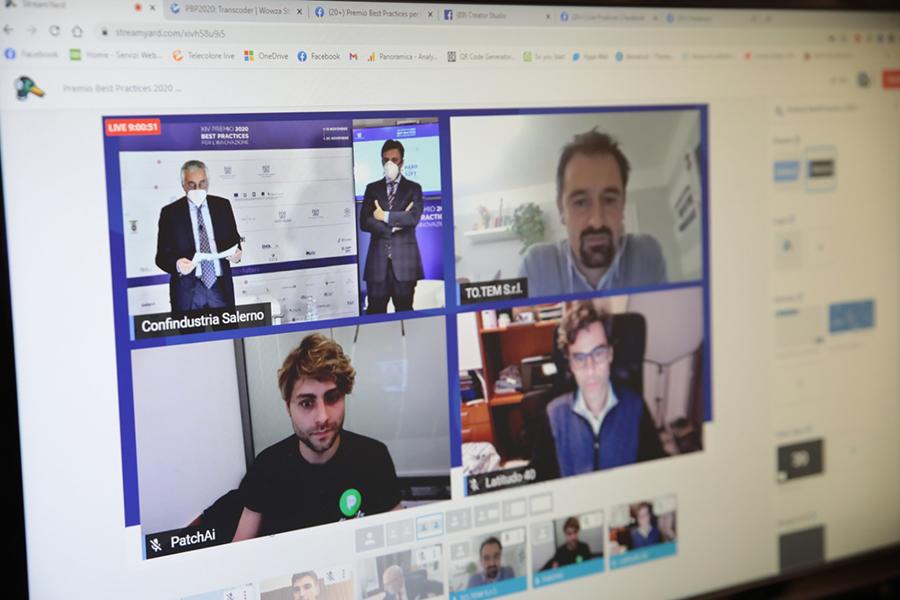 Premio Best Practices per l'Innovazione 2020: vince la startup PatchAi srl di Padova