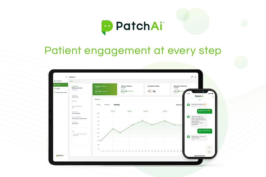 Digital healthcare, l'innovazione dirompente di PatchAi