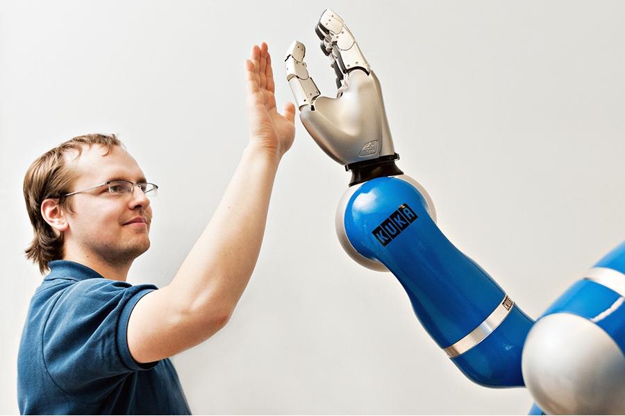 La robotica industriale: l'innovazione dell'età moderna