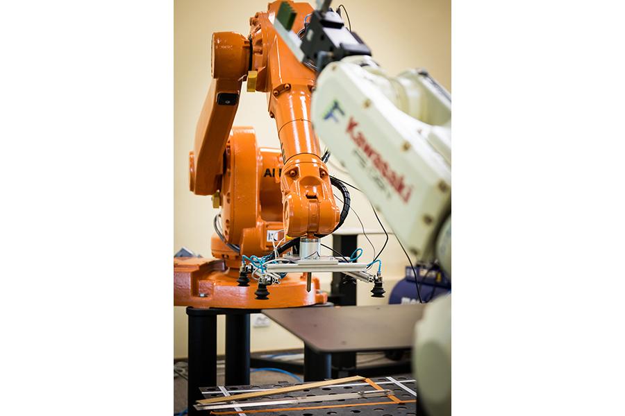 Robot industriali, una svolta tecnologica sempre in divenire