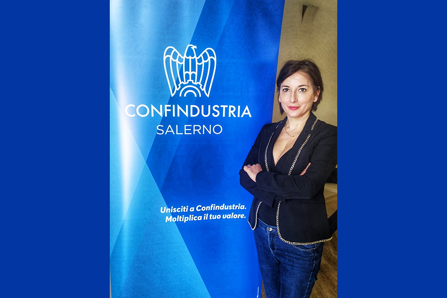 Raggruppamento delle aziende del Vallo di Diano di Confindustria Salerno, Annamaria Curcio eletta Coordinatrice