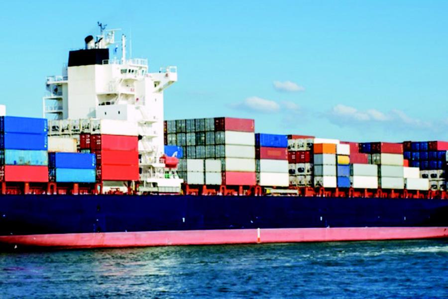 Costi del trasporto marittimo mai così alti