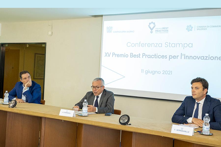 Countdown per la XV° edizione del Premio Best Practices per l'Innovazione di Confindustria Salerno - Costozero, magazine di economia, finanza, politica imprenditoriale e tempo libero - Confindustria Salerno